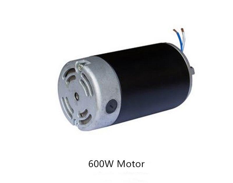 Motor dc 600W/450W/torno WM210V180V con cepillo 600W/450W motor/accesorios de torno
