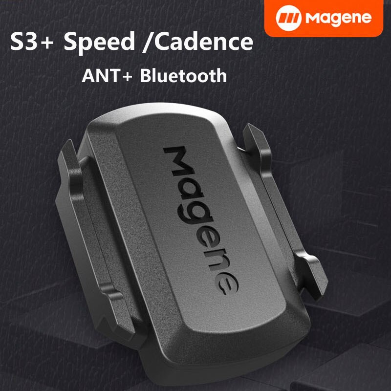 IGPSPORT magén gemini 210 S3 + Sensor de velocidad cadencia ant + Bluetooth para Strava garmin bryton bicicleta ordenador