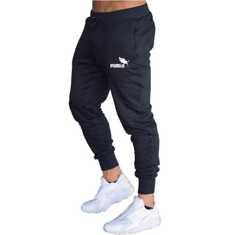 Мужские спортивные штаны, джоггеры, штаны для фитнеса, спортивная одежда, свободные брюки, черные спортивные штаны для спортзала, штаны для ...