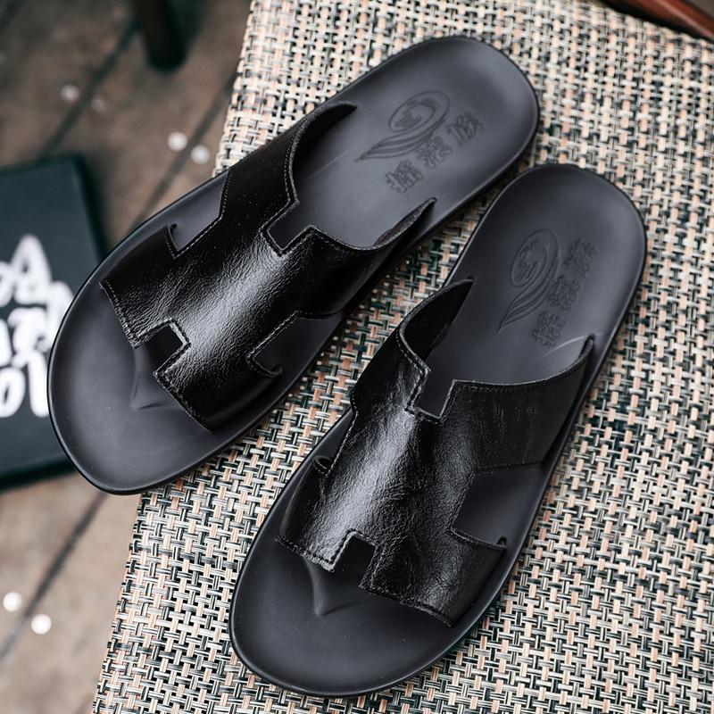 2020 الصيف الرجال 39 s الصنادل النعال الذكور يتخبط فندق الأزياء عارضة عالية الجودة sandalias بلايا هومبر pantoufle أوم كوير