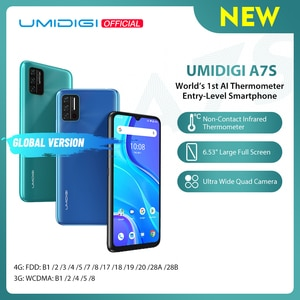 UMIDIGI A7S 6,53