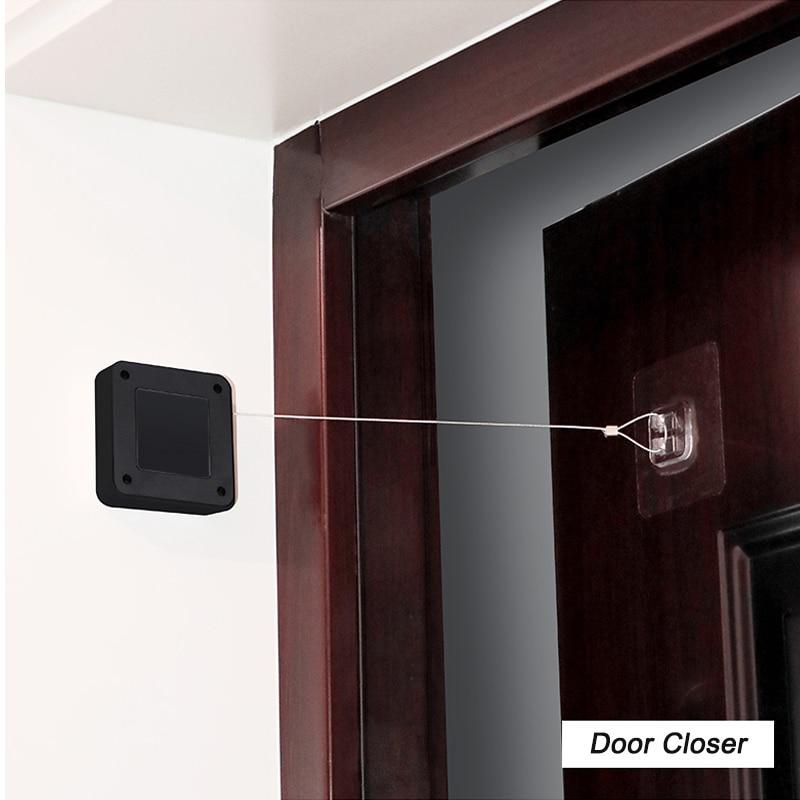 Устройство для автоматического закрытия раздвижных ворот и дверей