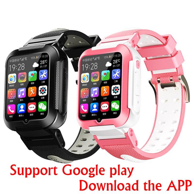 E7 Crianças Inteligente 4g Gps Wifi Rastreamento Chamada De Vídeo Sos Chat Voz Crianças Assistir Cuidados Com O Bebê Menino Menina Smartwatch Para Ios Android Relógios Inteligentes Aliexpress
