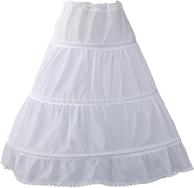 Чувственный маскарадный подъюбник для девушек, 3 обруча, подъюбник, полная скользящая Цветочная юбка для девушек в стиле кринолина