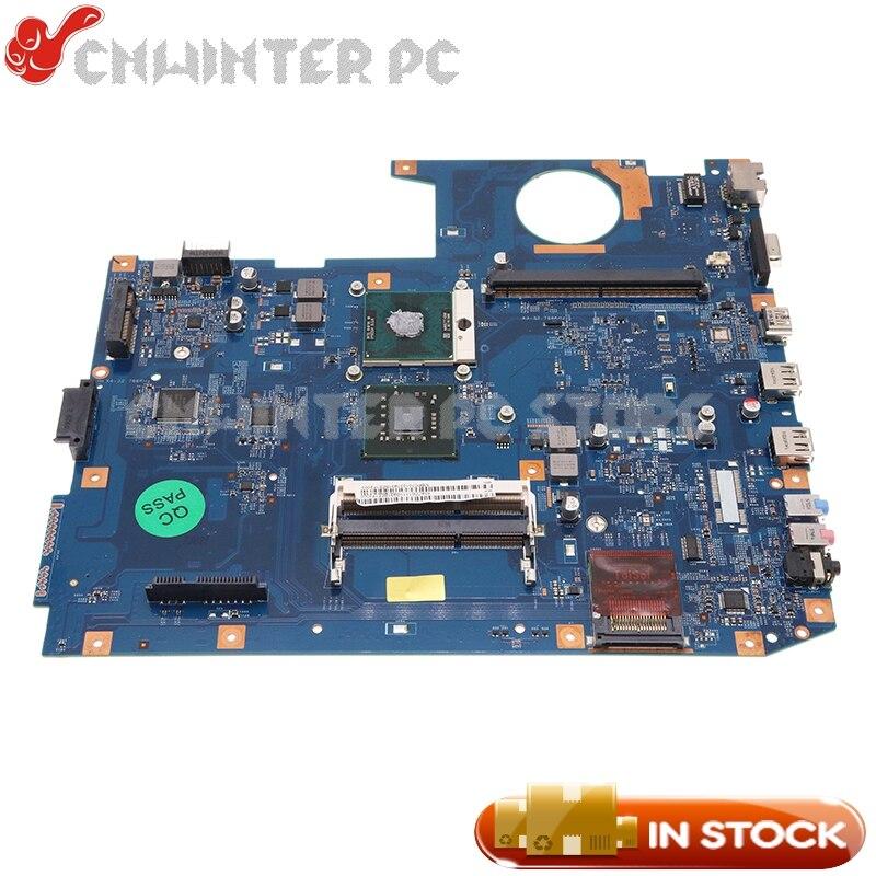 NOKOTION لشركة أيسر أسباير 7735 7738 اللوحة الأم للكمبيوتر المحمول MBPC701001 MB.PC701.001 48.4CD01.021 PM45 مع فتحة الرسومات DDR3