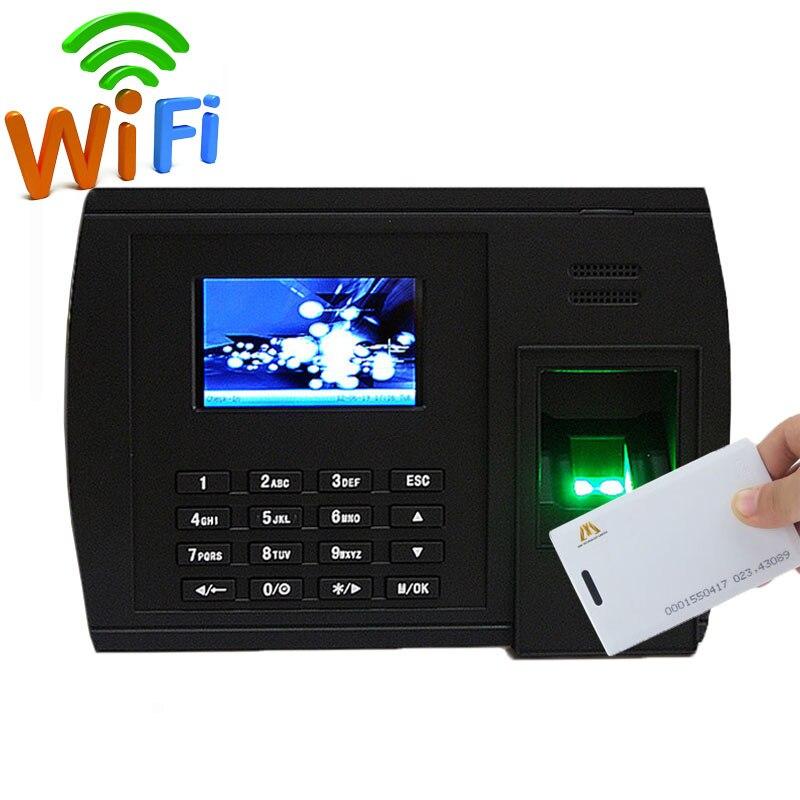 Original Biometric Fingerprint Time Attendance System Electronic Machine XM228 Time Attendance In Fingerprint Recognition Device