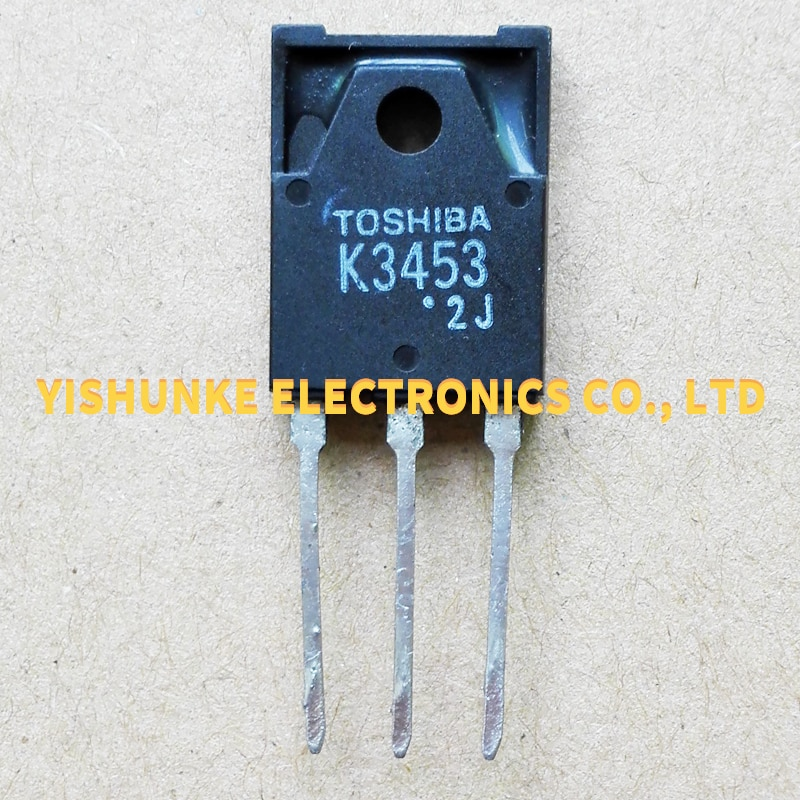 10PCS K3453 2SK3453 TO-3PF MOSFET TRANSISTOR 10A 700V