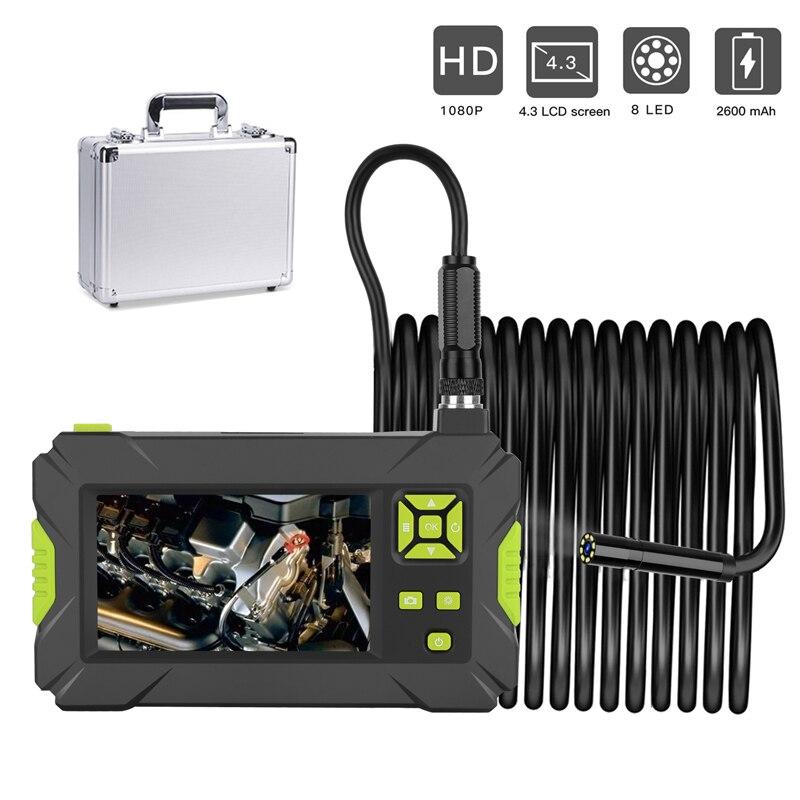 1080P الرقمية اندستري Endoskop Endoskop Videoscope CMOS الاستشعار 1/3/5M مهرجان-السلكية التفتيش كاميرا يده Endoskop