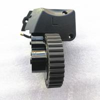 Left wheel engine for robot vacuum cleaner Parts ilife a4s a4 A40 robot Vacuum Cleaner ilife a4 Including wheel motors