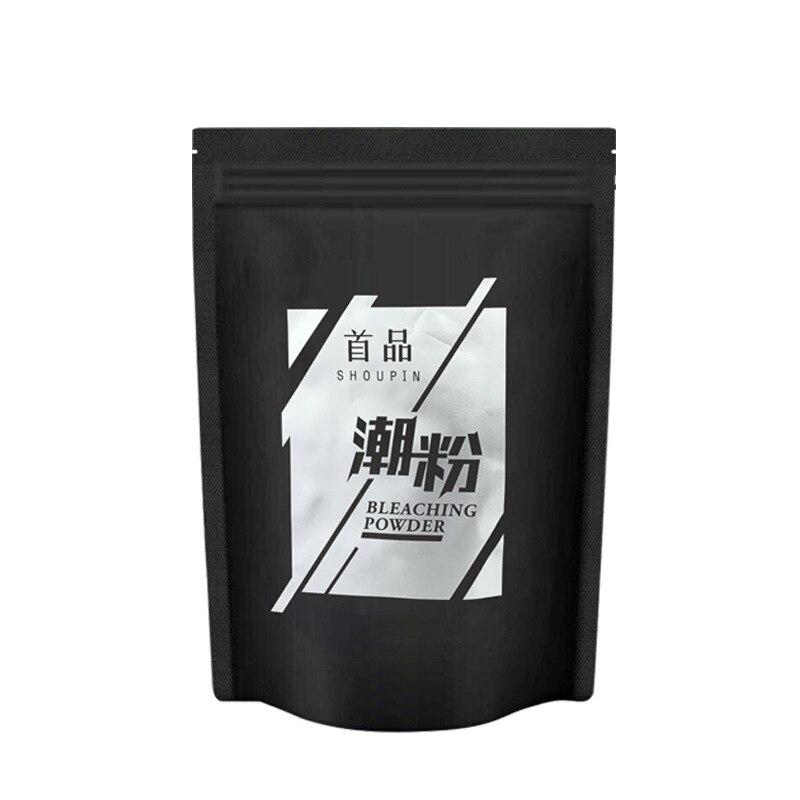 Plant Protein Fading Powder Cream Bleaching Hair Bleaching Powder Whitening Agent Hair Salon Supplies White Hair Color Dye 500g