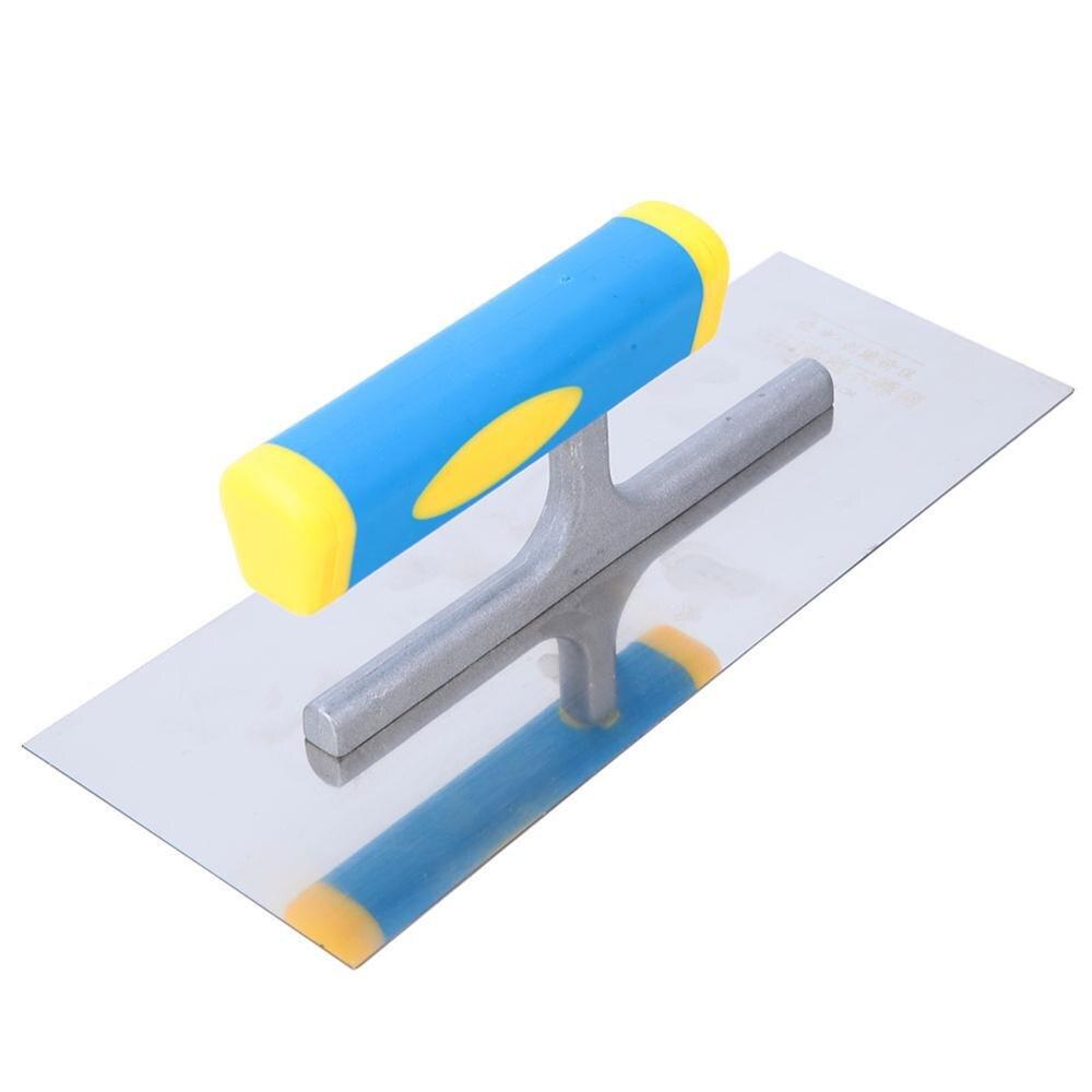 Профессиональный штукатурный шпатель штукатурка скимминг шпатель плитка настил Grout Float Tiling инструмент ручной инструмент 240 мм