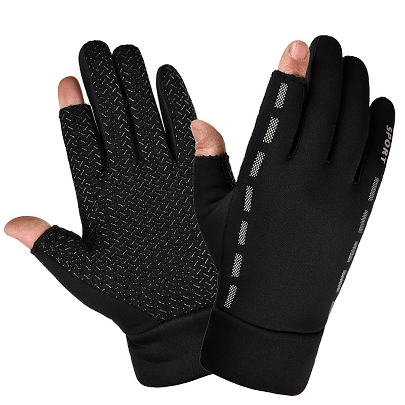Guantes de gimnasio para hombre, guantes de peso pesado para ejercicio, guantes...