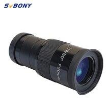 "SvBony telescopio astronómico HD Ultra-amplia-ocular 2 ""F20mm UW80 80-Deg ultraancho ocular para astronómico Teles"