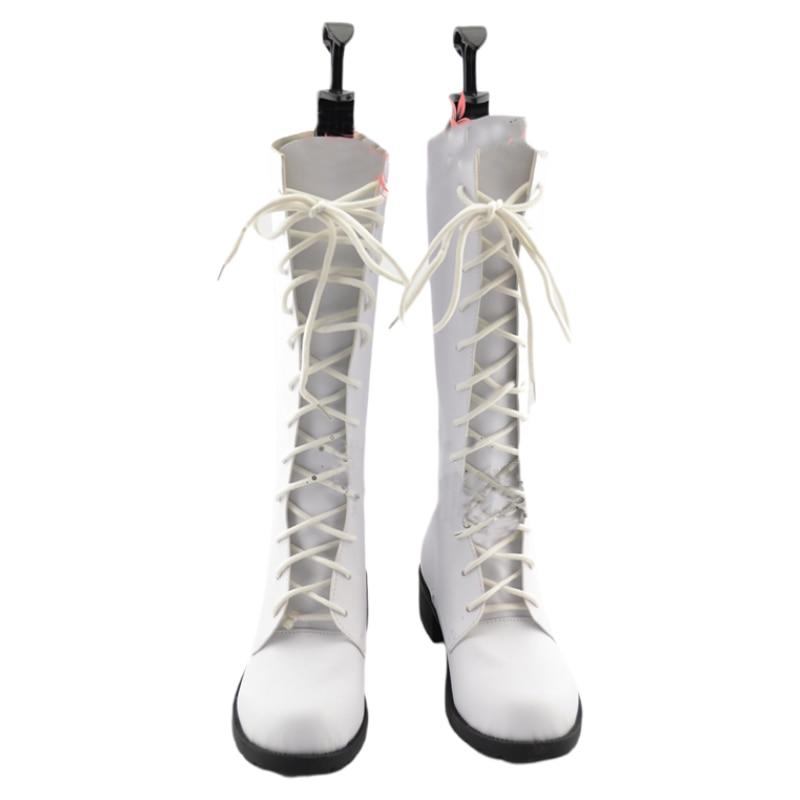 أحذية كوسبلاي من مانغا ، أحذية بمقاسات مختلفة ، مصنوعة حسب الطلب ، مستوحاة من الرسوم المتحركة أيسلندية الشمالية