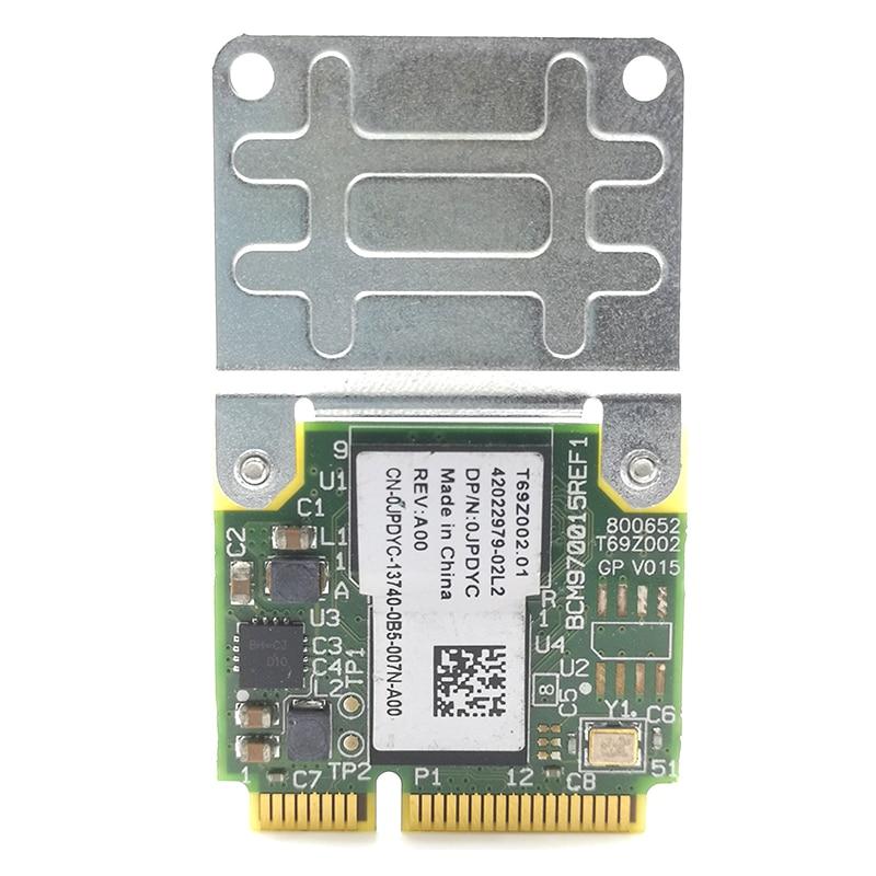 Broadcom BCM970015 BCM70015 HD de cristal Hardware decodificador de Video Mini PCI-E adaptador 1080p AW-VD920H tarjeta WIFI para 1th TV/portátil