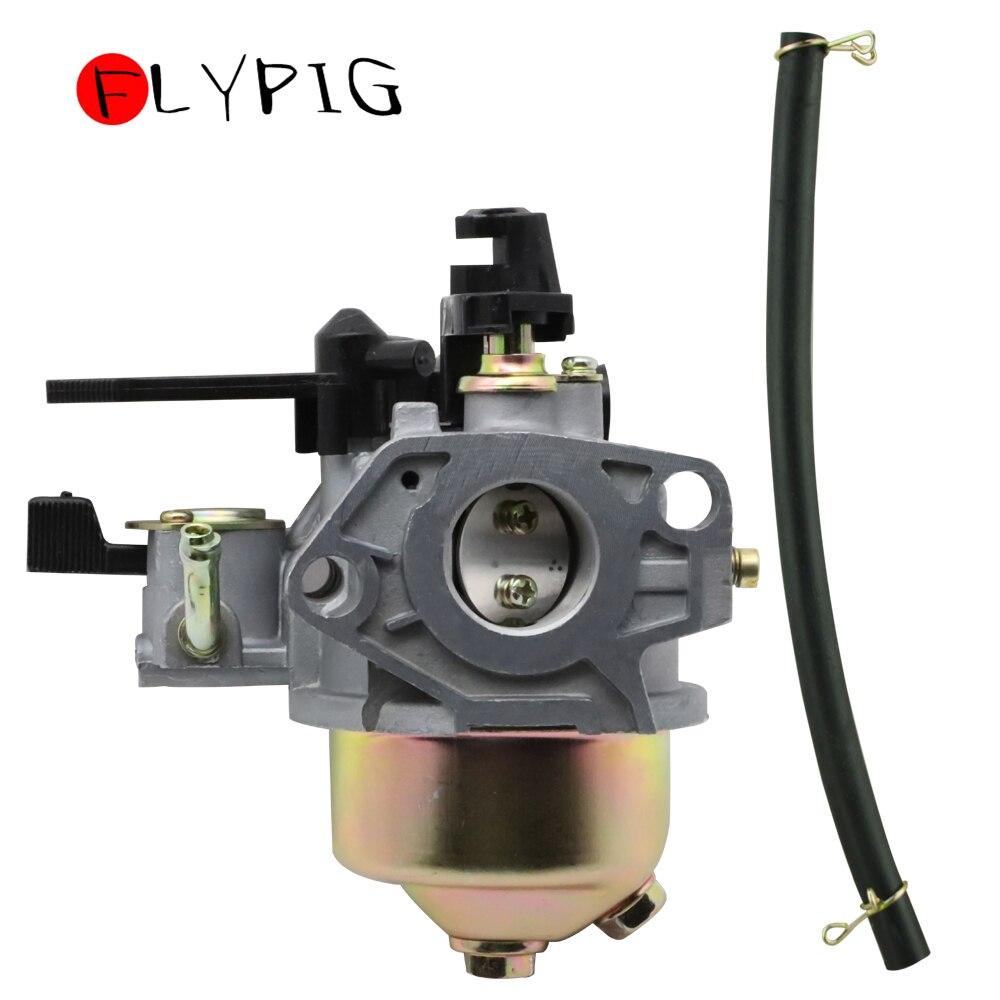 FLYPIG GX240 GX270 carburador para Honda 8HP 9HP motor 1616100-ZH9-820 16100-ZE2-W71