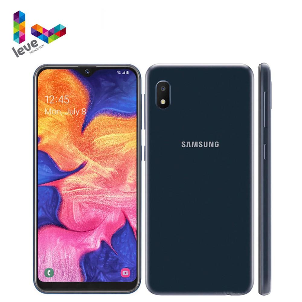 Перейти на Алиэкспресс и купить Оригинал, Samsung Galaxy A10e США Версия A102U мобильный телефон 1SIM 5,83 дюйм2 Гб оперативной памяти, 32 Гб встроенной памяти, Octa Core, 8MP 4 аппарат не привязан к оп...