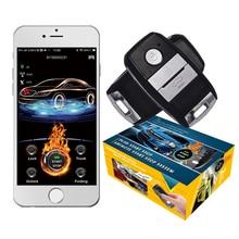 Cardot 2g automobil keyless entry system auto alarm smart anti-raub start stop motor