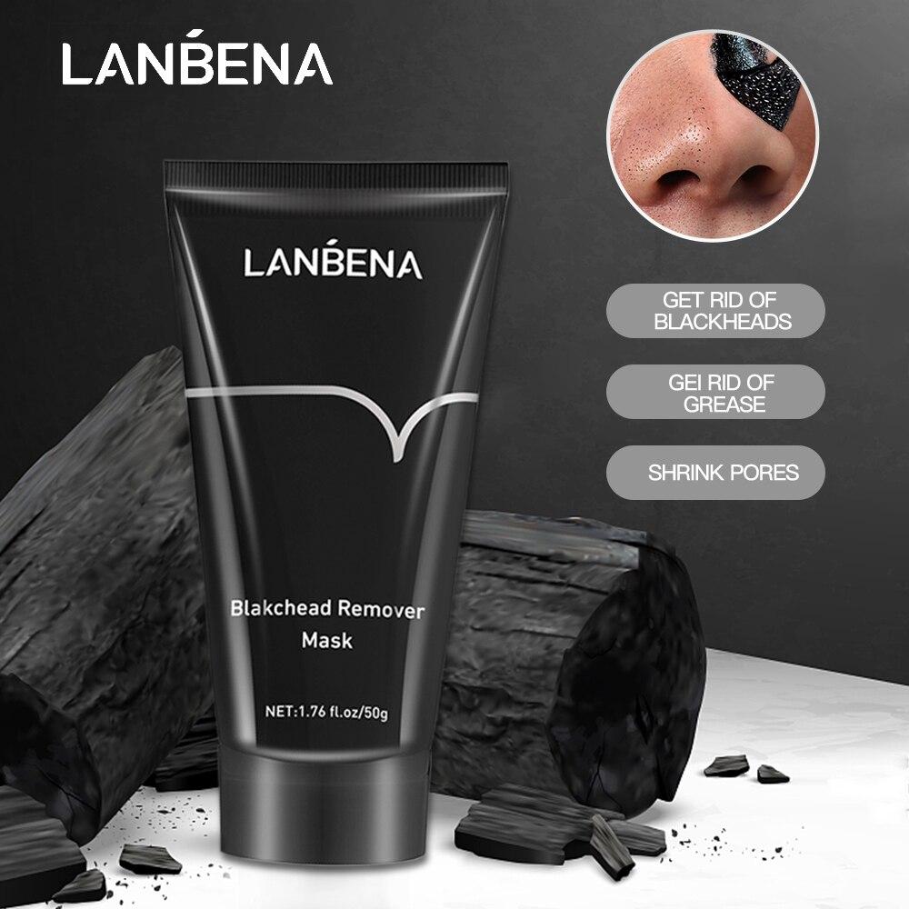 Korea Blackhead Remover Nose Black Mask Face Care Mud Acne Treatment Peel Off Mask Pore Strip Peel Mask Oil Control Skin Care недорого