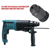 drill chuck for sds plus hammer drilling hr2450t hr2450ft hr2470t hr2470ft wood metal working hammer drilling chuck power tools