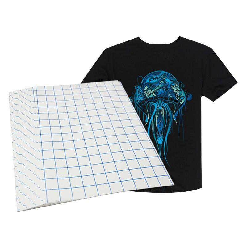 Термотрансферная Бумага A4 для темной ткани, прочная термобумага для печати на струйном принтере, длительный срок службы