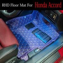 Tapis de sol de voiture Toyota FOX   Pour conduite droite/RHD, pour Toyota Land Cruiser 200 Prado 150 120 Rav4 Corolla Avalon Highlander Camry