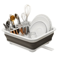 Складная сушилка для посуды Посмотреть