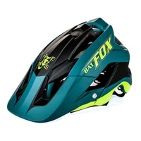 batfox new integrally molded bicycle helmet cycling road mountain bike electric scooter helmet outdoor sports safety helmets men