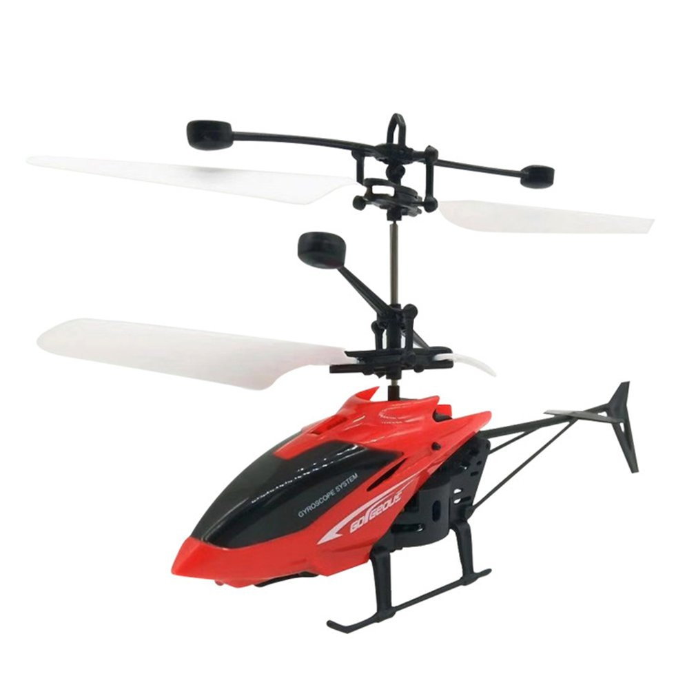 Mini Drone Flying Helicopter Infraed Induction Drone Kids Toys Aircraft  Remote Control Toy Boy Gift