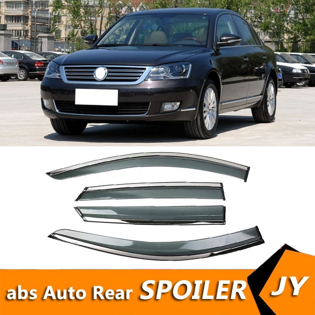 Para Volkswagen Passat 2009-2011 ventana Visor de ventilación tonos Deflector de lluvia...