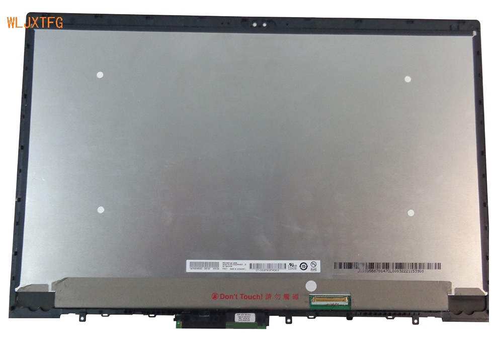 Lenovo ThinkPad X1 pantalla táctil Lcd extrema con bisel 4K 3840x2160 01YU648