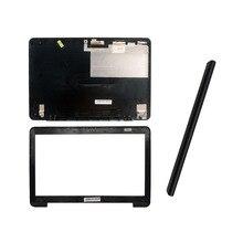 Dla ASUS A555 X555 K555 F555 X554 F554 K554 W519L VM590L VM510 Laptop LCD tylna pokrywa/LCD przednia ramka/zawiasy pokrywa 13NB0621AP0811