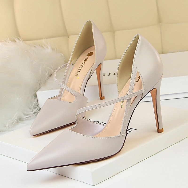 ladies high heels women shoes pumps wedding shoes women stiletto shoes high heels woman pumps elegant 830-1