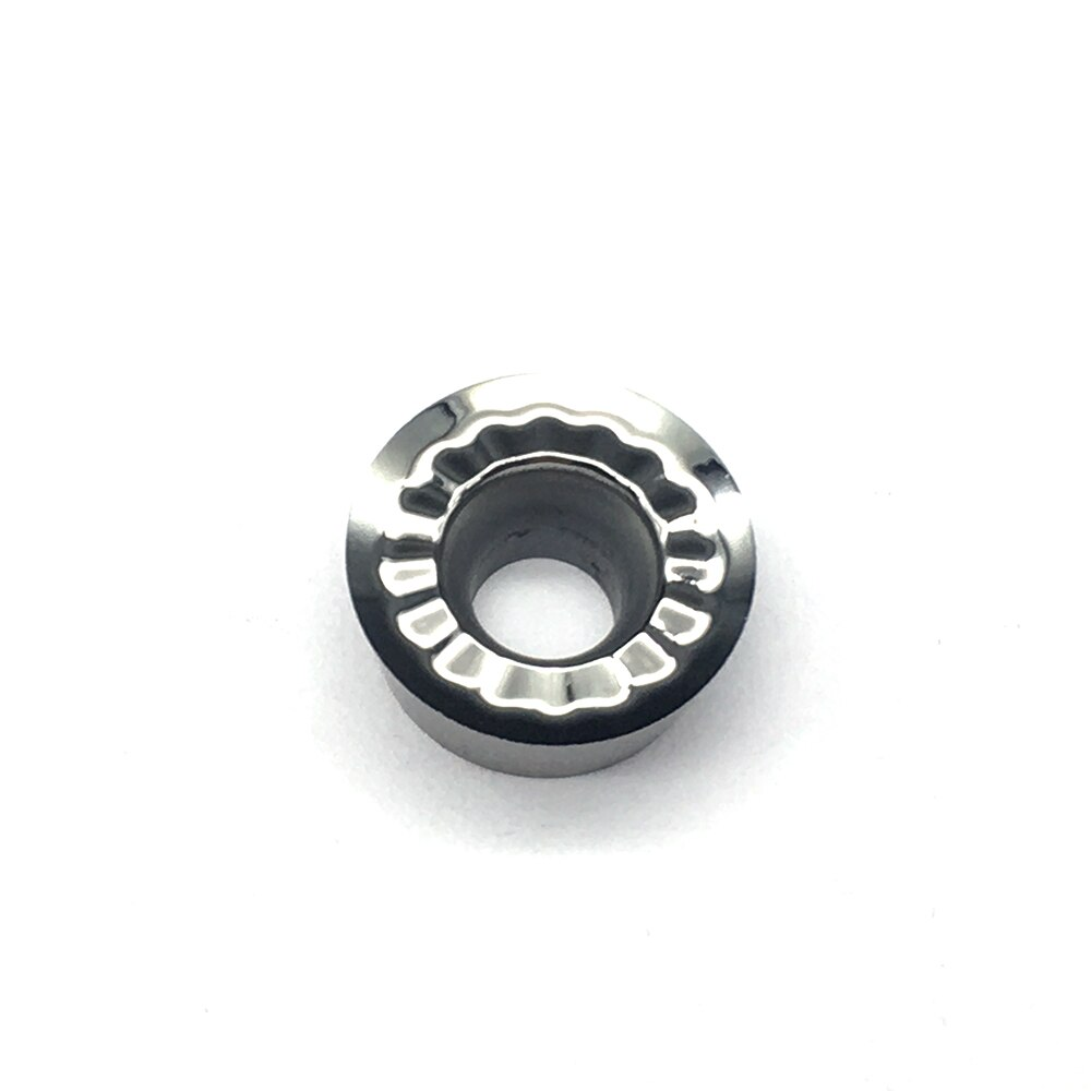 RPGT1204MO AK H01 Aluminum cutter blade RCGT1204MO Milling Inserts Cutting Tool turning tool CNC Tools AL +TIN Alloy wood