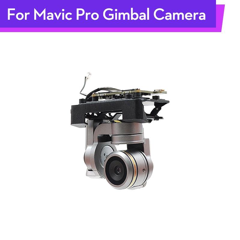 100% Фирменная новинка оригинальный DJI Mavic Pro Drone Gimbal Камера FPV HD 4 k Камера для Mavic про Ремонт Часть Аксессуары