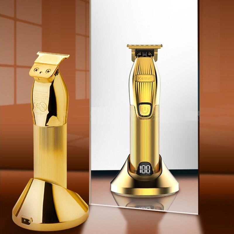 Original Pro li powerful barber shop hair trimmer for men electric beard trimmer rechargeable clipper hair cutting machine set enlarge