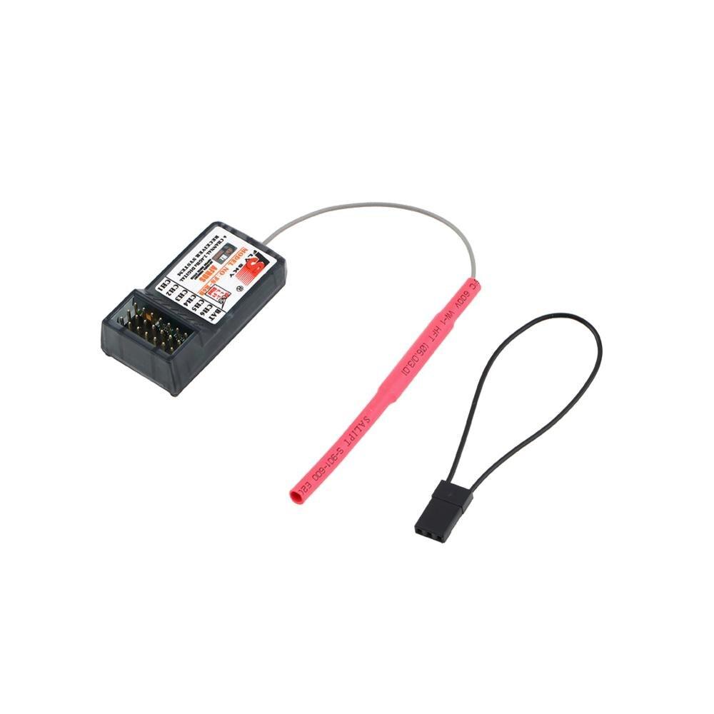 Flysky FS-T6 Radio Control 2.4G AFHDS 6 Channel Transmitter+FS-R6B Receiver for RC Helicopter enlarge