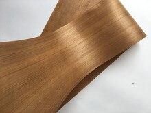 조직 가구 베니어 0.2mm 두꺼운 q/c와 2x 자연 베니어 나무 베니어 슬라이스 베니어 티크 베니어 백업