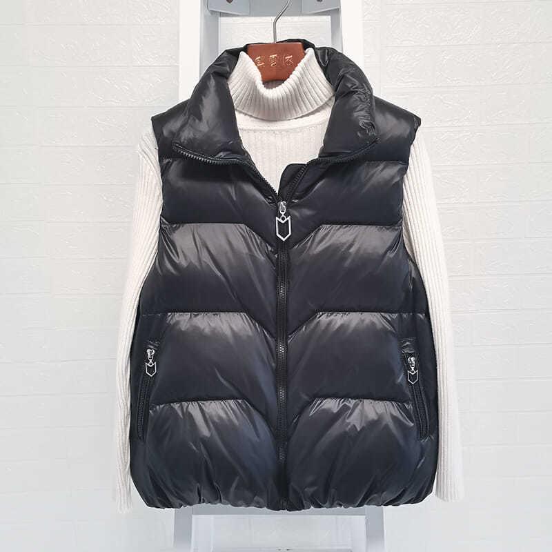 Дешевая оптовая продажа 2021 Весна Осень Зима Новая Женская мода Повседневная Милая теплая Женская жилетка верхняя одежда жилет BVy185