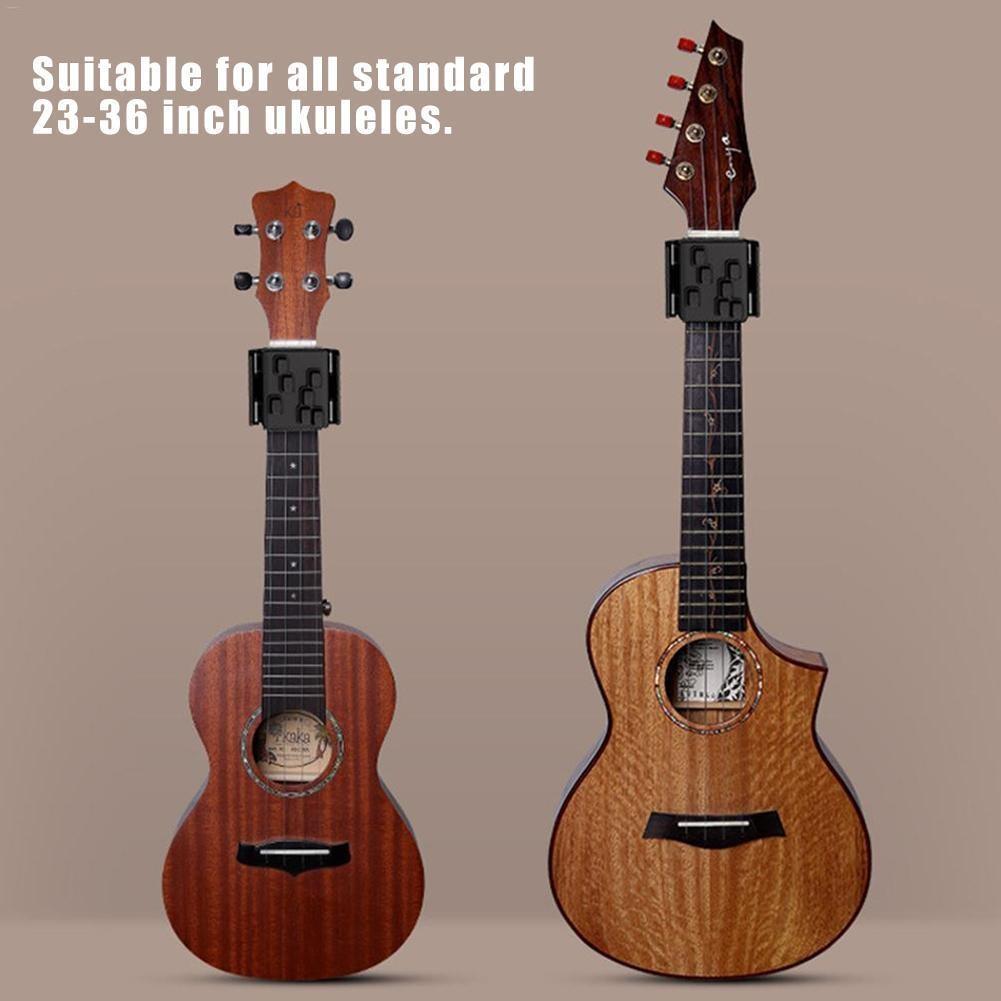Ukulele Auxiliary Artifact Chord Professional-grade Aid For Ukulele Acces Stringer Guitars Pressure Tuning Playing Antipain P6O5 enlarge