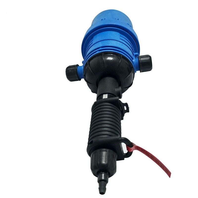 Water Powered Dosing Pump Mix Chemical Injector Proportioning Dispenser Liquid Doser for car washing mixer livestock Fertilizer enlarge