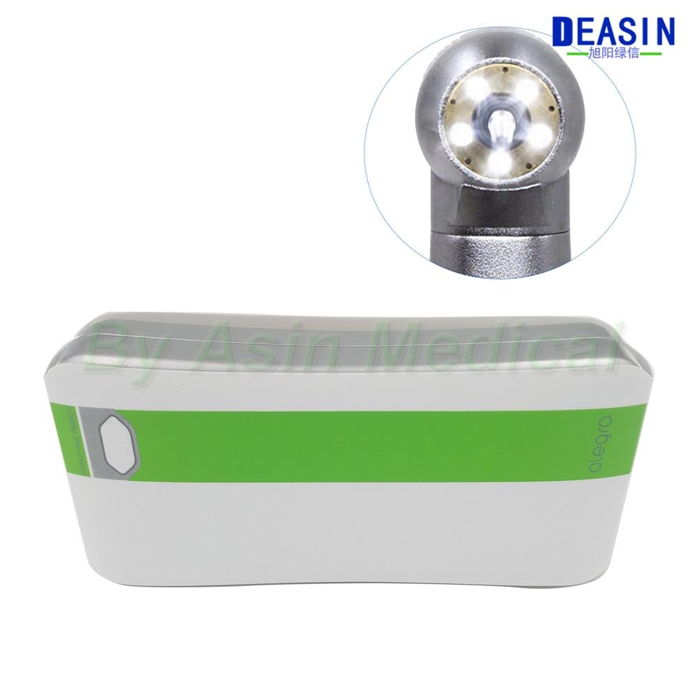 1 pcs New dental LED Cartridge Rotor turbine for handpiece 4 hole Dental Material