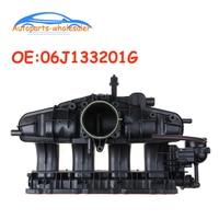 Car 06J133201G 06J-133-201G 06J-133-201BD Intake Manifold For Audi A3 TT for Volkswagen CC J etta Passat EOS G TI Tiguan