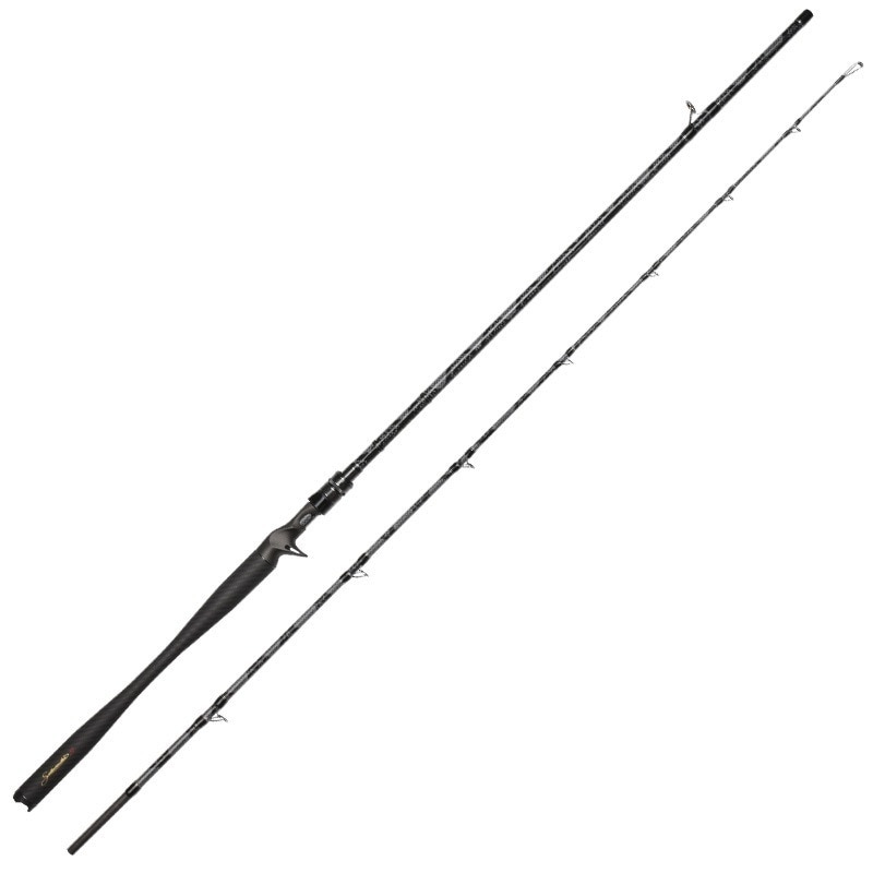 Japan Gear Luya Rod High Carbon Casting Spinning Anchor Fish Pole Long Shot Light Thunder Strong Single Fishing Tackle Kastking enlarge