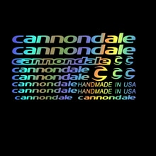 Bike Mountainbike Cycling Decorative Stickers for CANNONDALE Accessories Decor of Mtb Racing DIY Sti
