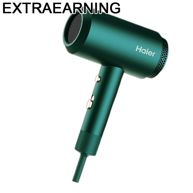 Salle Bain Mini Banheiro secador Difusor Haardroger Phon Capelli Asciugatrice Off Golpe Pelo Secador De Cabelo Secador de Cabelo