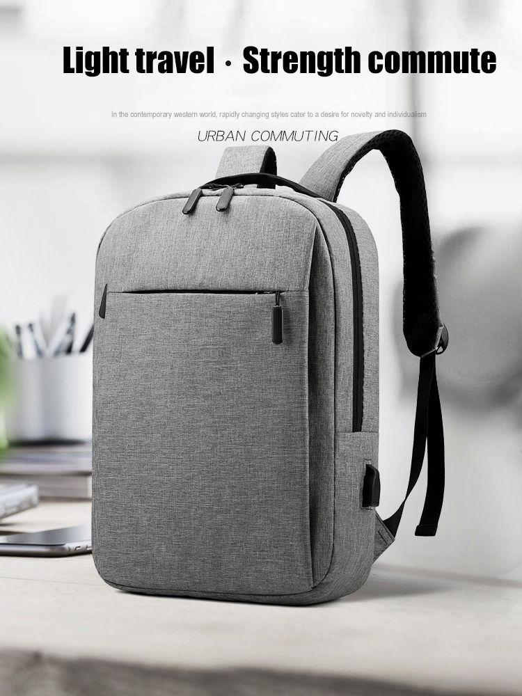 Men's Backpacks 15.6 Inch Laptop Backpacks USB Charging  Large Capacity School Backpack Travel Daypacks Mochila Shoulder Bags