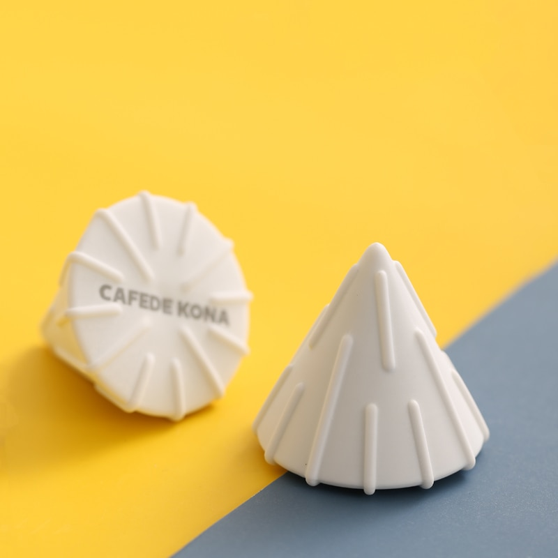 CAFEDEKONA-محول تقطير القهوة ، أداة لصنع فلاتر ورقية ، متوافق مع مرشح V60 ، منطقة رائعة