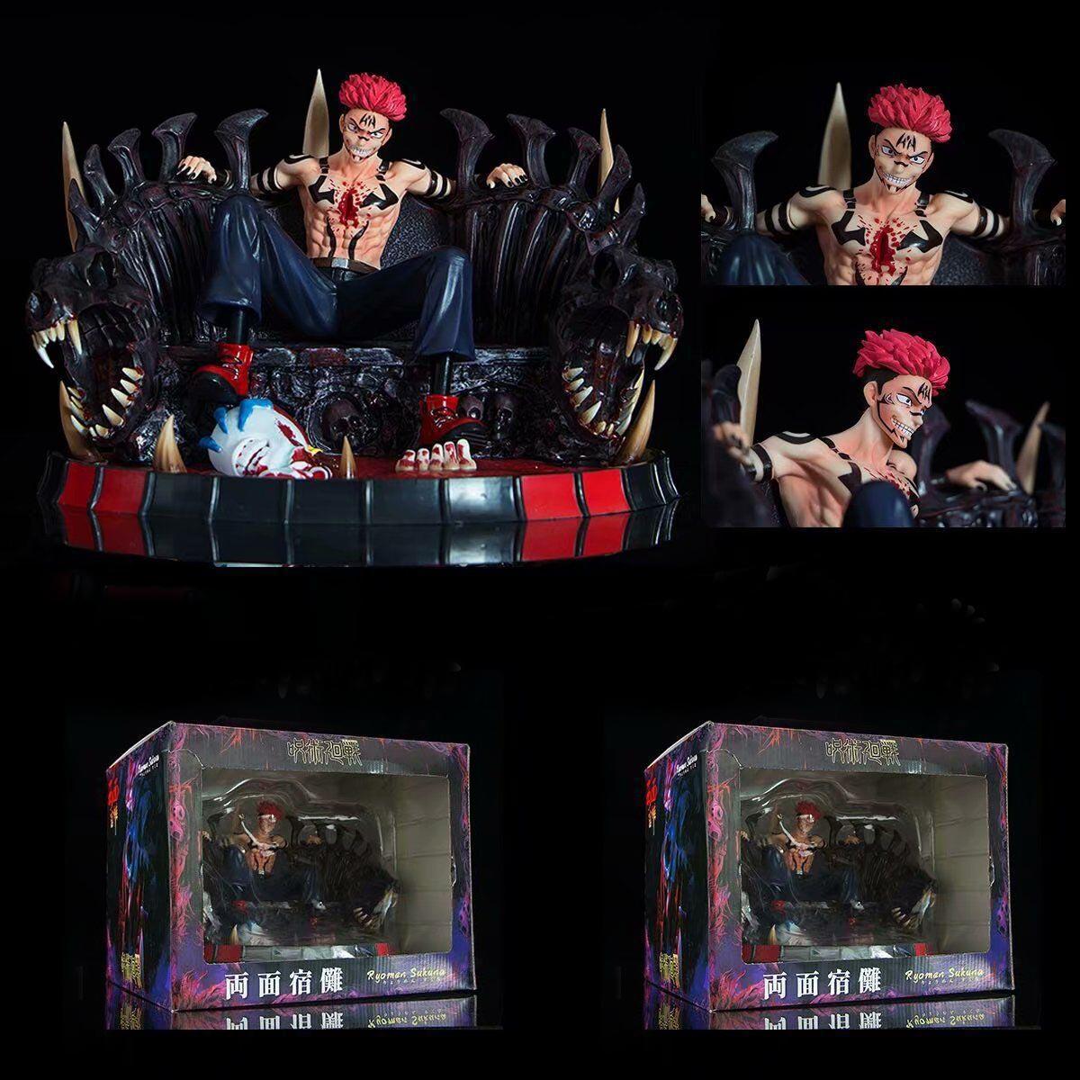 7 anime figure neca pvc jason voorhees friday ultimate horror deluxe edition action figure model toys for collection gift Anime Japanese Jujutsu Kaisen GK Itadori Yuji PVC Action Figure 20CM Anime Figure Statue Model Toys Collection Doll Gift