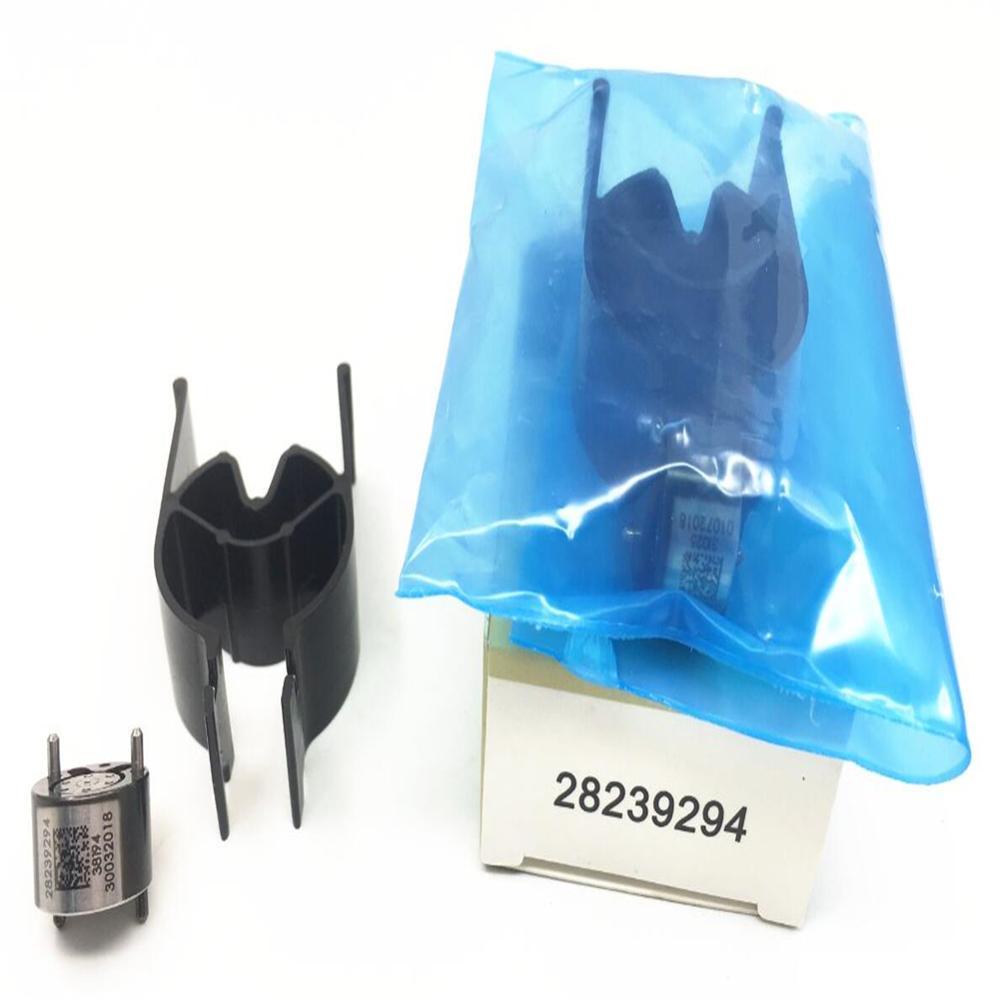 Paquete de 1 28239294 9308-621C 9308Z621C 28440421 negro 28538389 de la válvula de Control de EURO3 para diésel Delphi común inyector para riel sistema